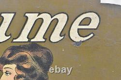 Awesome Original WHIZ FLY FUME ADVERTISING STORE DISPLAY RACK SIGN GAS OIL