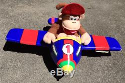 Diddy Kong Racing N64 Nintendo 64 Store Display Sign Promo Promotional