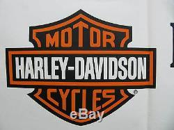 Harley-Davidson Performance Products Dealer Store Display Sign Poster Banner 770