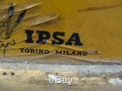 Insegna Lancia Servizio old sign