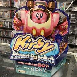Kirby Nintendo 3ds Store Display Standee Promo Promotional Display Sign VTG