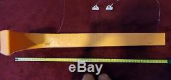 Large Nike Swoosh Check Hanging Store Display Sign Advertisement 4 ft LONG RARE