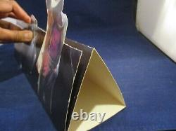 Michael Jackson Moonwalker VHS Release Promotional Prism Shaped Store Display
