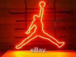 New Jordan basketball Sport Beer Pub Store Display Garage New Neon Light Sign 17