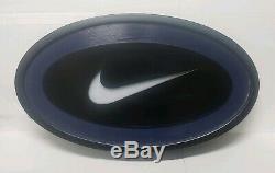 Nike Logo Sign 24 Oval Lights Up Back Light Display Store Swoosh Advertising