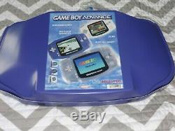 Nintendo Game Boy Advance GBA GIANT OVERSIZED Store Display Sign Kiosk RARE NEW