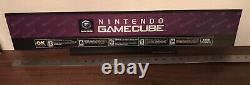Nintendo VTG Sign Display Gamecube Kiosk Store Toys R Us ORIGINAL