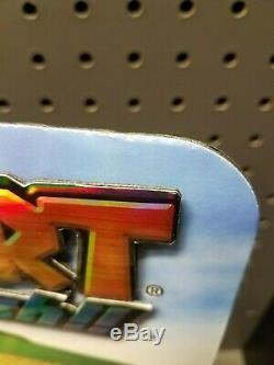 Official Nintendo Mario Kart Double Dash store display promo sign standee