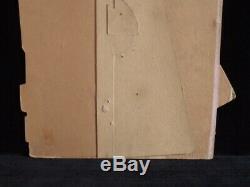 Orig. 1940's-50's REMINGTON SHOTGUNS Cardboard Easel-Back STORE DISPLAY
