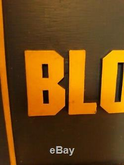 Original Blockbuster Video Display Sign from Classic Blockbuster chain store