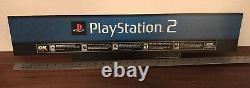 PlayStation 2 Toys R Us VTG PS2 Store Display Sign Original Not Reproduction