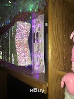 RARE Victorias Secret PINK LED Store Display Sign Prop Super NICE! HTF