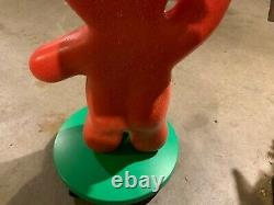 Sour Patch Kid Candy Display Advertising Sign 45 Large Character Figure Shelf