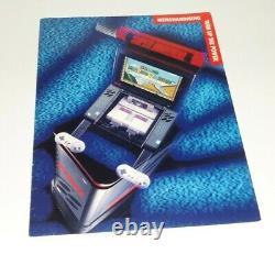 Super Nintendo SNES NES Store Display Catalog Sign Kiosk Employee RARE