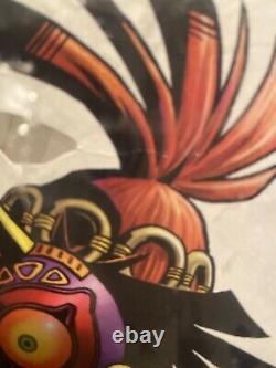 The Legend of Zelda Majora's Mask 3D Promo Store Display Sign Standee Skull Kid