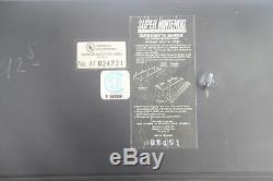 Used -Official Nintendo M37R Super Brite Store Sign NES Display Nintendo NES Ni