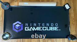 Very Large Vintage 2x4 Nintendo Gamecube ToysRus Store Display Sign Magnet NEW