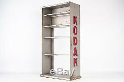 Vintage Kodak Film Display Camera Store Countertop Dispenser V13