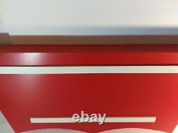 Vintage Levi's Store Display Sign! 3 thick x13 1/2 tall x 2.5 ft long