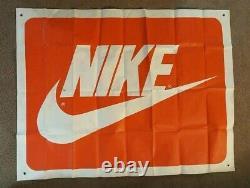 Vintage Nike Swoosh Banner