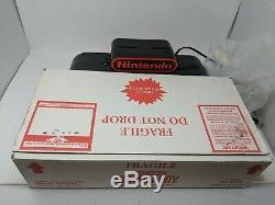 Virtual Boy Lighted 3D Store Display Sign Promo Promotional Nintendo 90s VTG