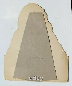 Vtg Ted Nugent Album Release In-Store Cardboard Display Advertising Signed Sign